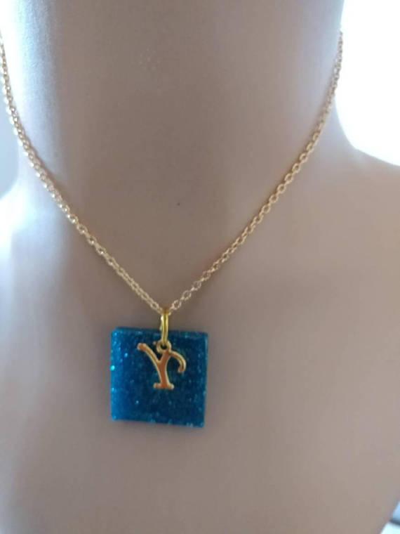 Personalised pendant letter name necklace single letter pendant home aloadofball Choice Image