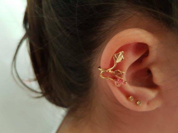 Home Stud Earrings